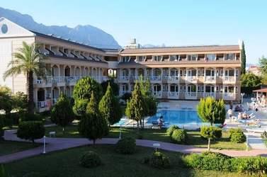 Club Ares Hotel (Ex. Queen Victoria) 3*