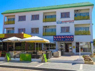 Kokkinos Apartments 3*
