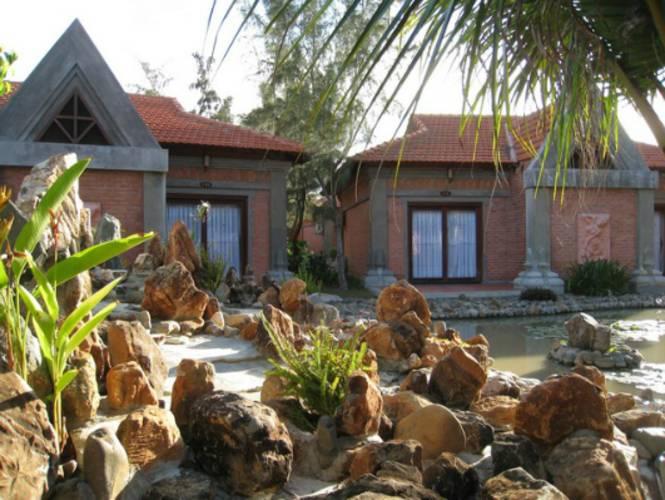 Bau Truc Resort Brang Area