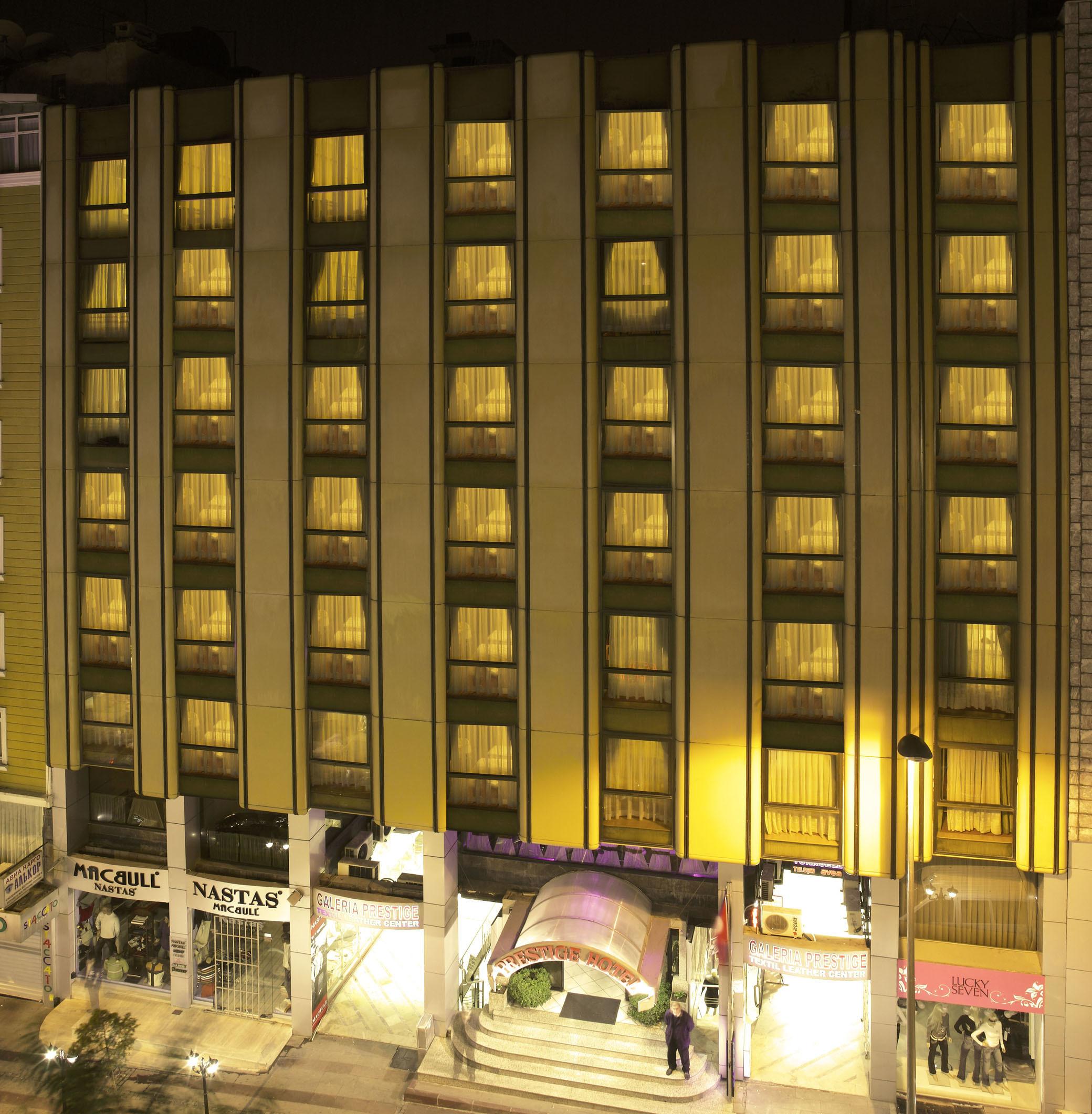 Отель Prestige Hotel Istanbul, Стамбул, Турция