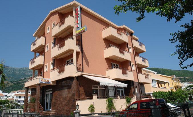 Отель Fineso Hotel, Будва, Черногория