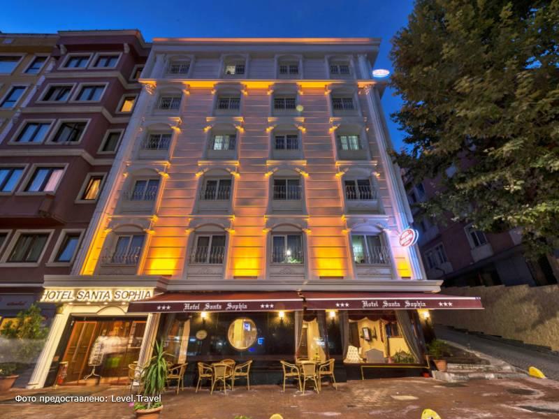 Фотография Santa Sophia Hotel