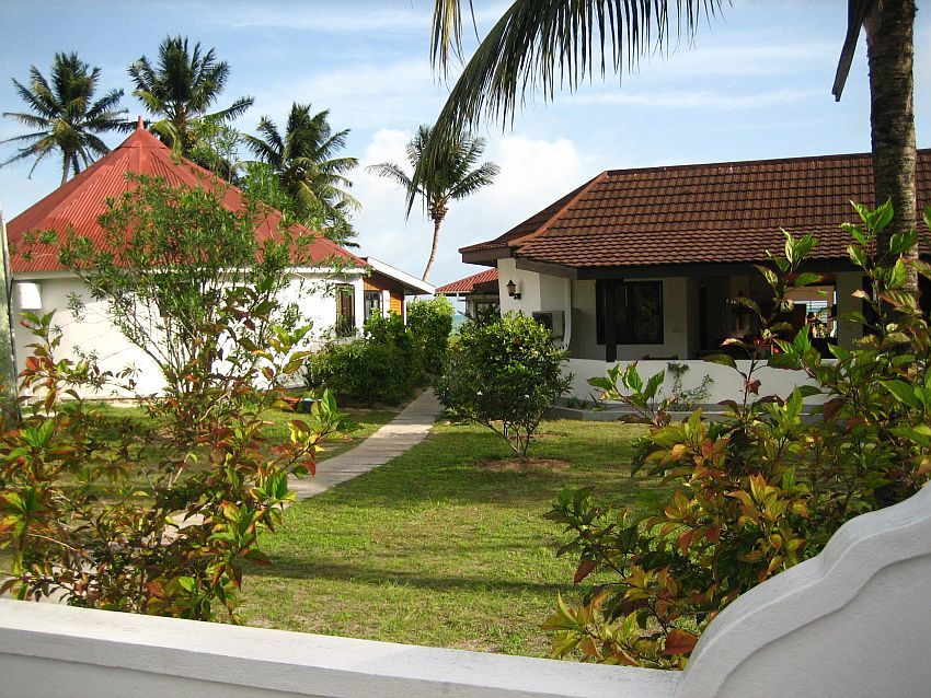 Отель Beach Villa, Праслен, Сейшельские Острова