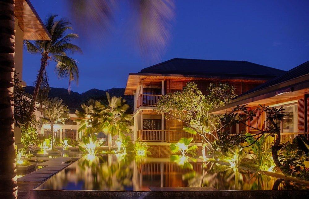 Отель Dhevatara Beach Hotel, Праслен, Сейшельские Острова