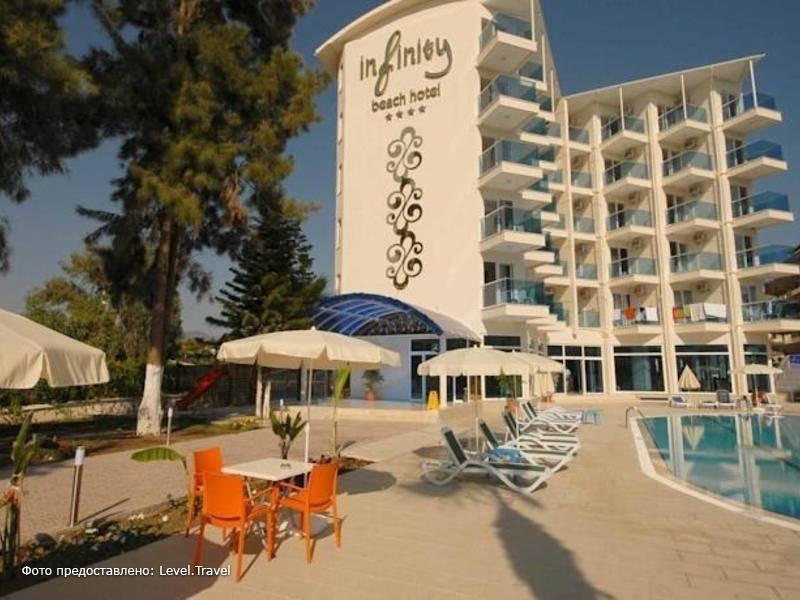 Фотография Infinity Beach Alanya Hotel