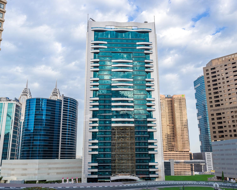 Отель First Central Hotel Suites, Дубай, ОАЭ