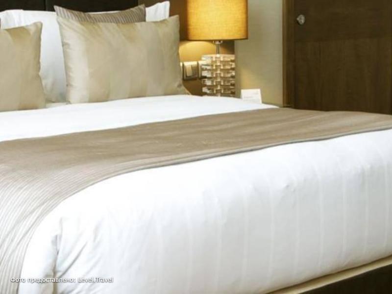 Фотография Ramada Downtown Abu Dhabi (Ex.Cristal Salam Hotel)
