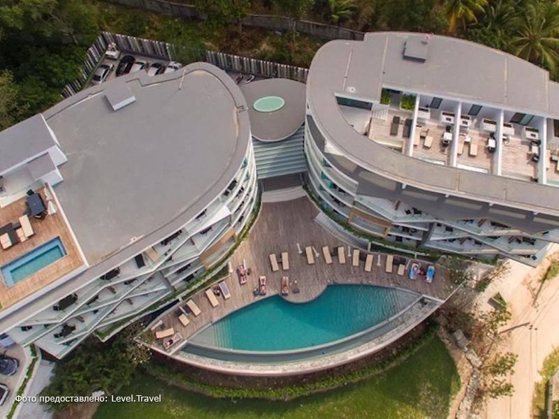 Фотография Lets Phuket Twin Sands Resort & Spa (Ex.Absolute Twin Sands Resort & Spa)