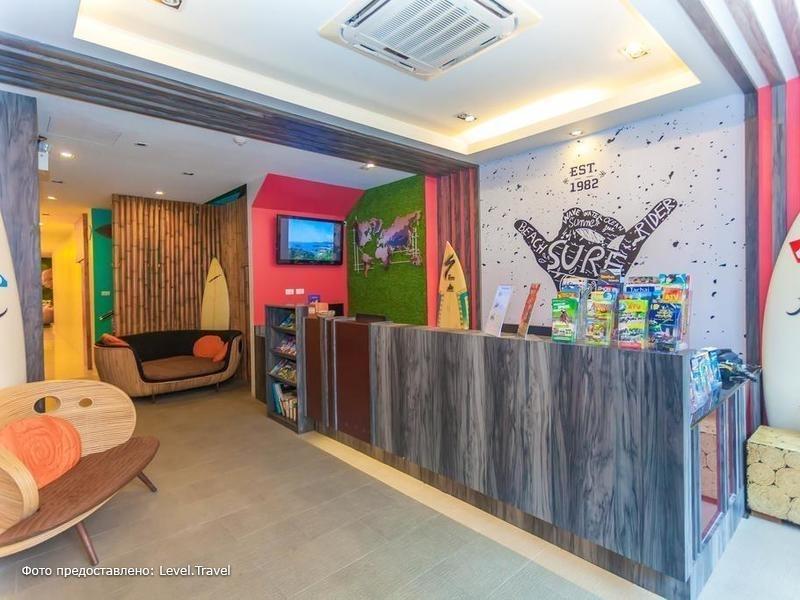 Фотография Must Sea Hotel (Ex. Mussee Kata Boutique)