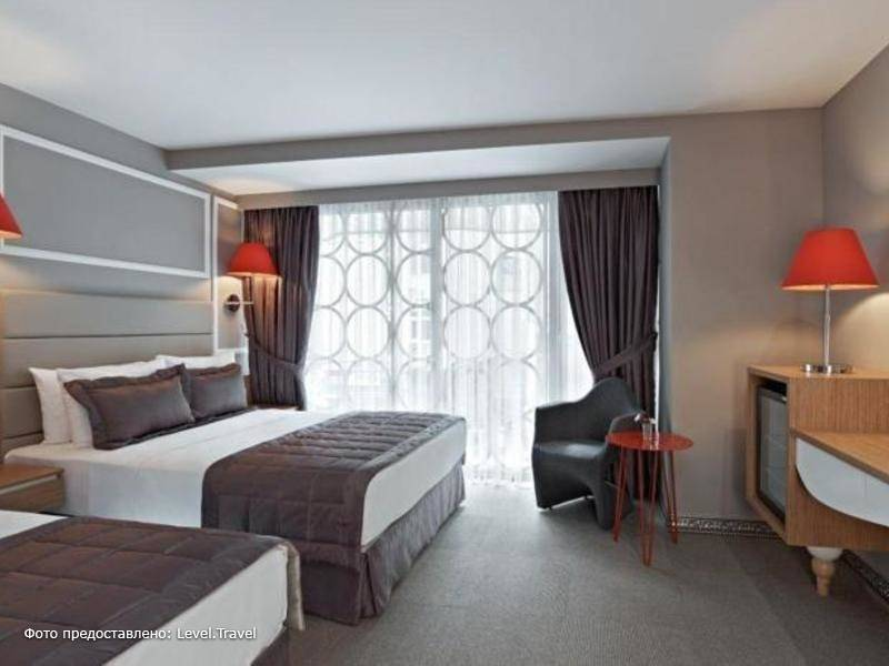 Фотография All Seasons Hotel Istanbul