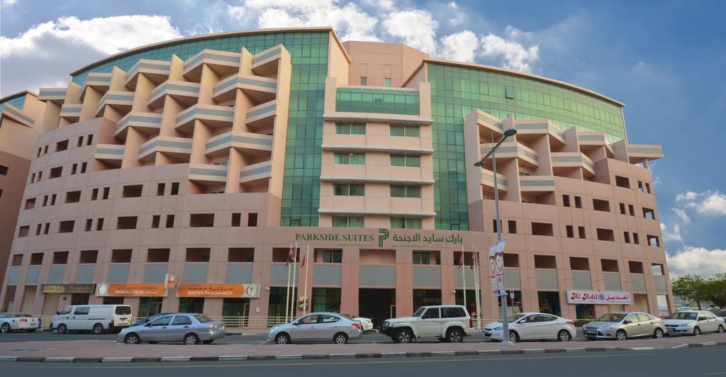 Отель Parkside Suites Hotel, Дубай, ОАЭ