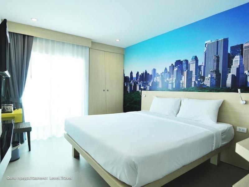 Фотография The Aim Patong Hotel