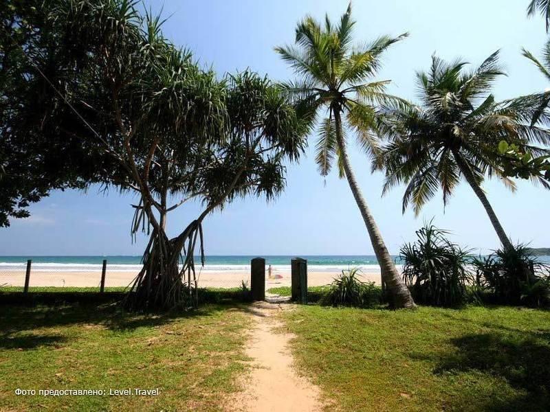 Фотография Mawella Beach Resort