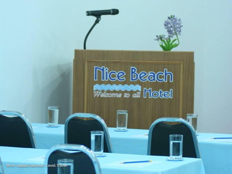 Фотография Nice Beach Hotel