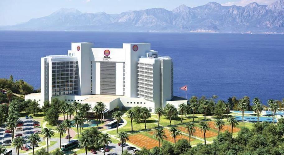 Barut Akra Hotel (Ex. Dedeman Antalya Hotel & Convention Center)