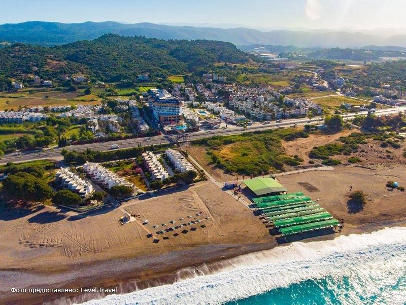Фотография Throne Beach Resort & Spa (Ex.Throne Nilbahir Resort & Spa)