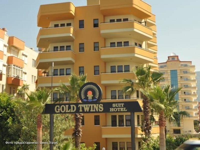 Фотография Gold Twins Beach Family Hotel