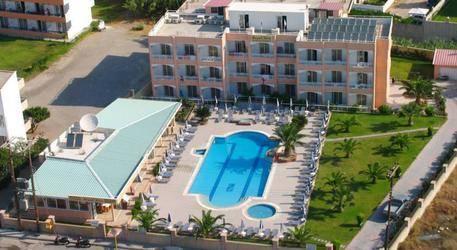 Rhodian Rose Hotel 2*