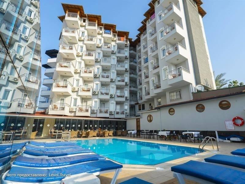 Фотография Azak Beach Hotel