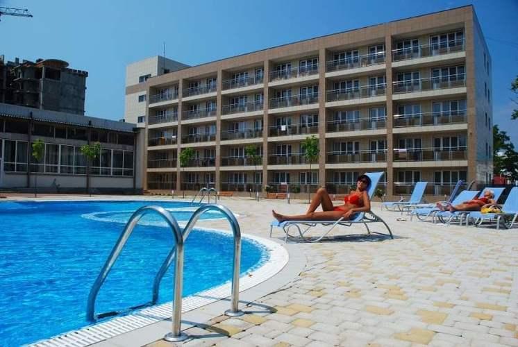 Отель Деламапа