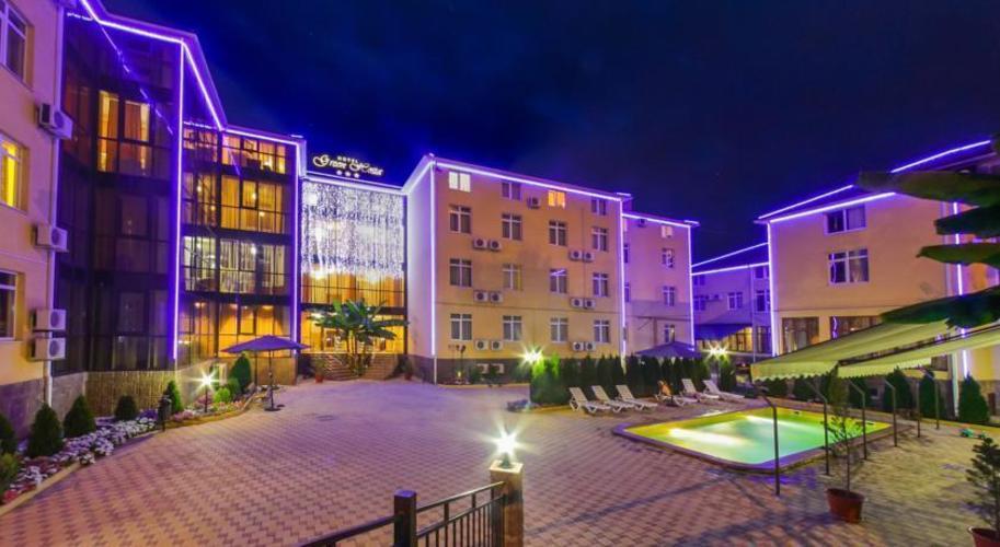 Отель Гринн Хоста
