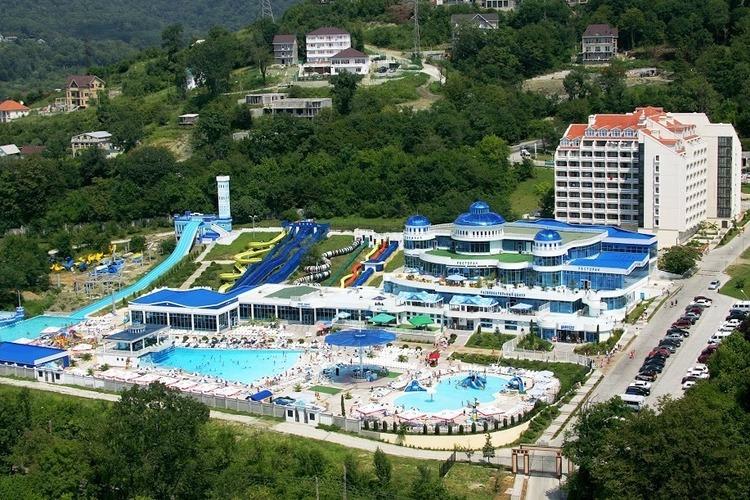 Отель Комплекс Аквалоо