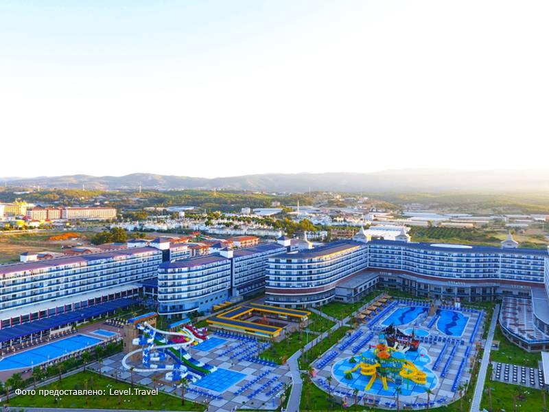 Фотография Eftalia Marin Resort