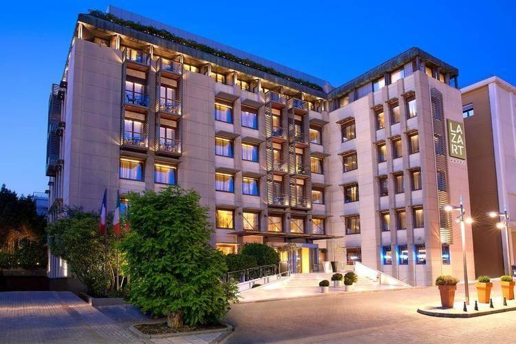 Lazart Hotel (Ex.Domotel Les Lazaristes Luxury Hotel)