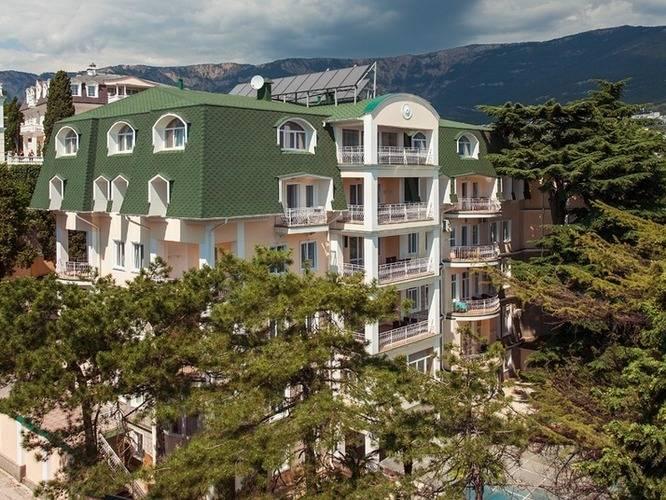 Отель Империал 2011