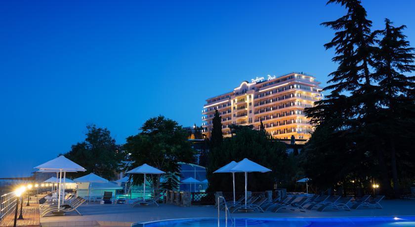 Отель Riviera Sunrise Resort & SPA, Алушта, Россия