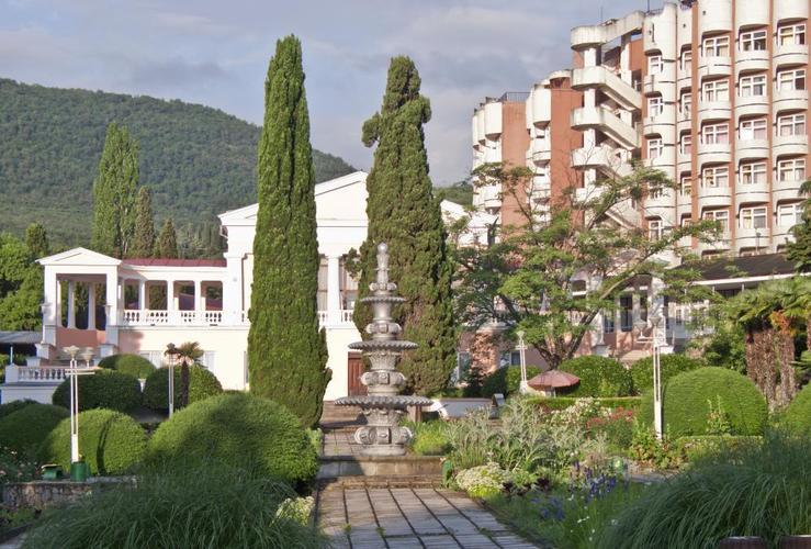 Санаторий Алушта