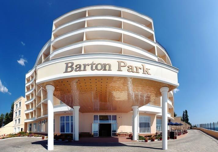 Отель Отель Бартон Парк, Алушта, Россия