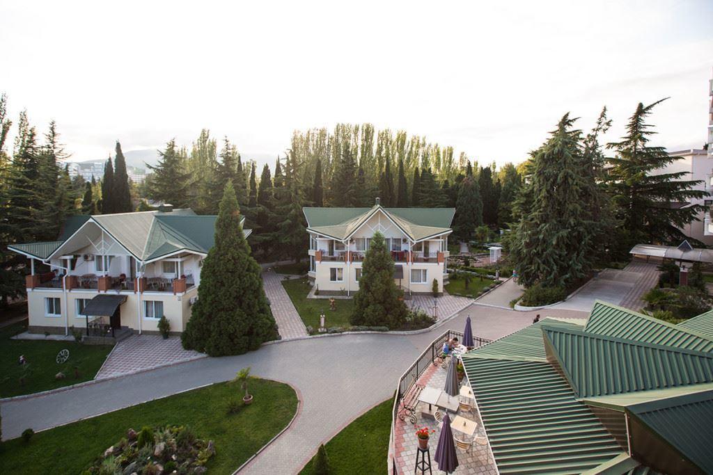 Отель Санаторий Демерджи, Алушта, Россия