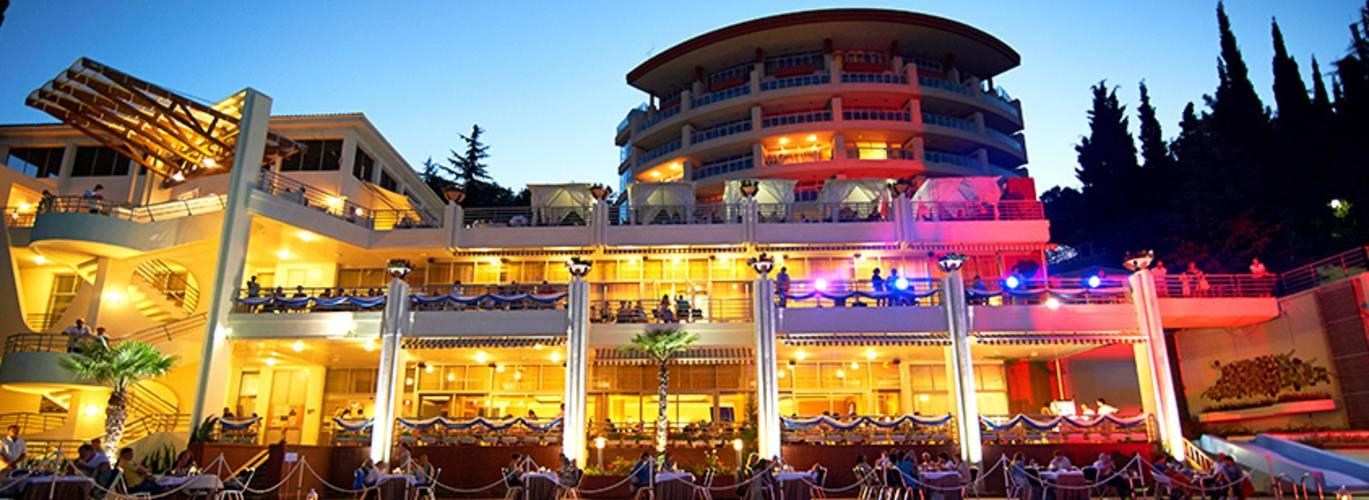 Спа-Отель Море