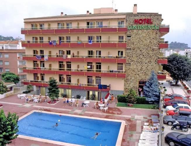 Continental Tossa Hotel