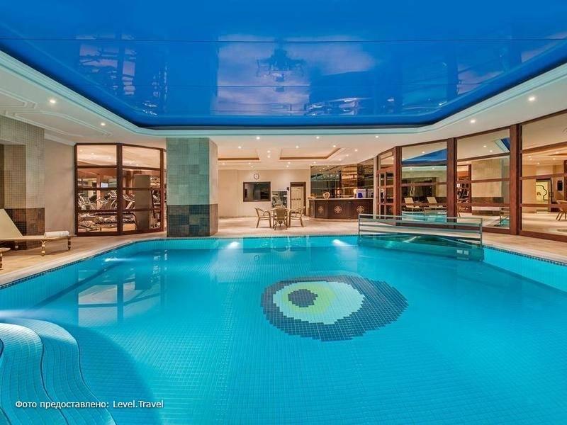 Фотография Elite World Prestige Hotel