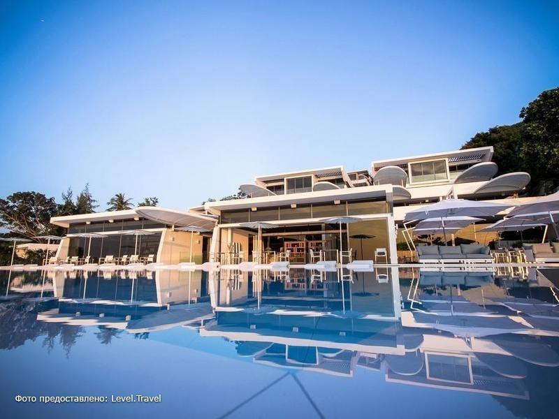 Фотография Kata Rocks Resort & Residences