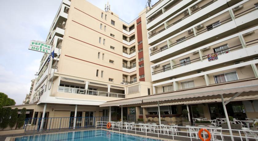 Отель Pefkos Hotel, Лимасол, Кипр