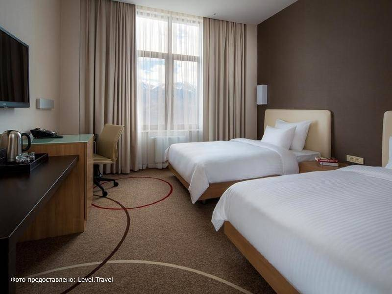 Фотография Горки Панорама Отель