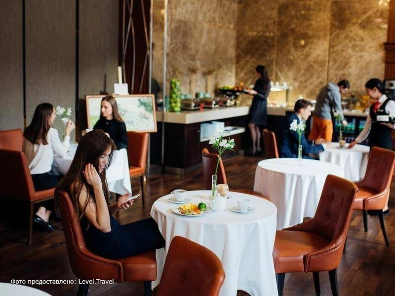Фотография Marriott Красная Поляна Отель