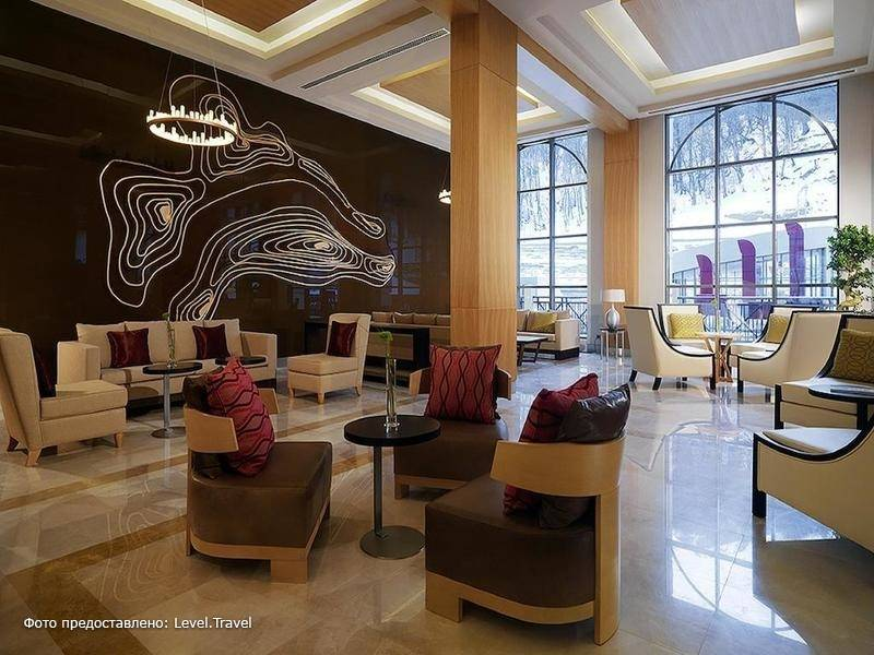 Фотография Marriott Красная Поляна