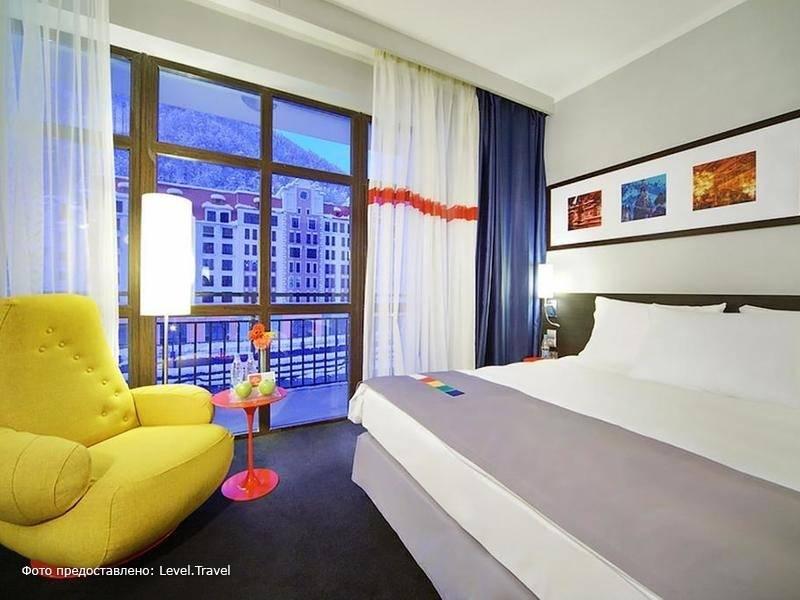 Фотография Park Inn By Radisson Роза Хутор Отель