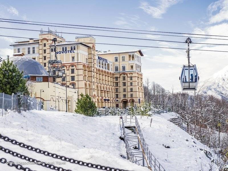 Фотография Novotel Resort Krasnaya Polyana (Бывш. Горки Отель)