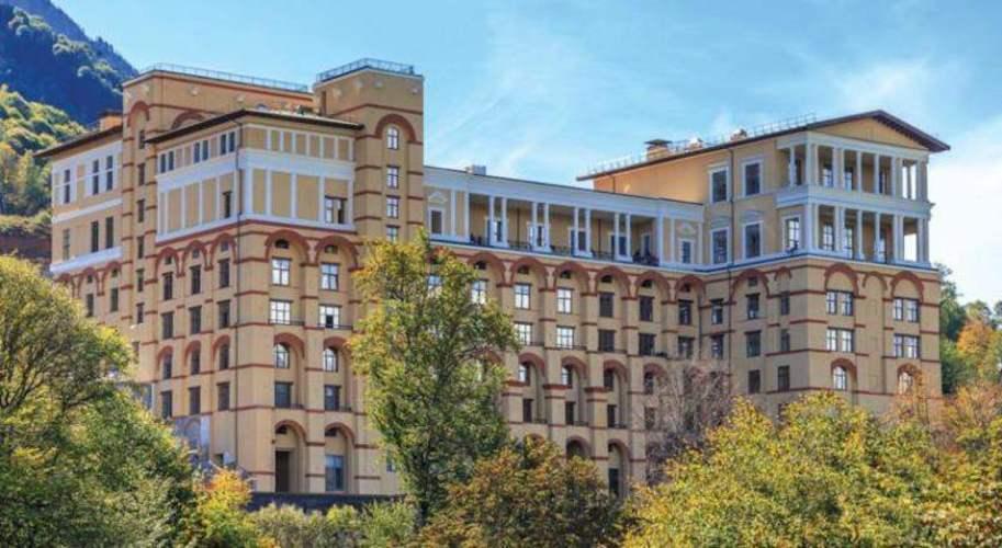 Solis Сочи Отель
