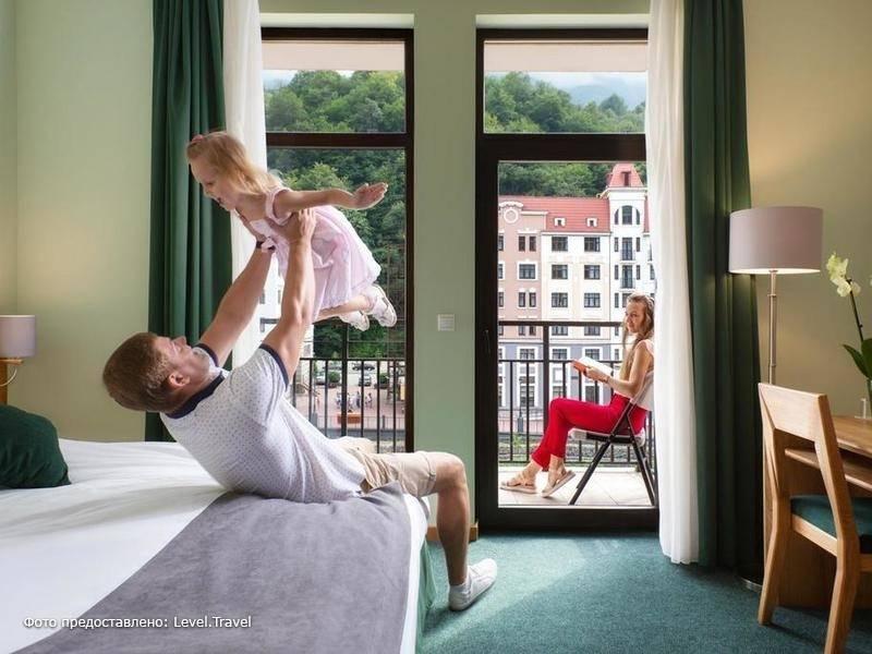 Фотография Tulip Inn Роза Хутор Отель