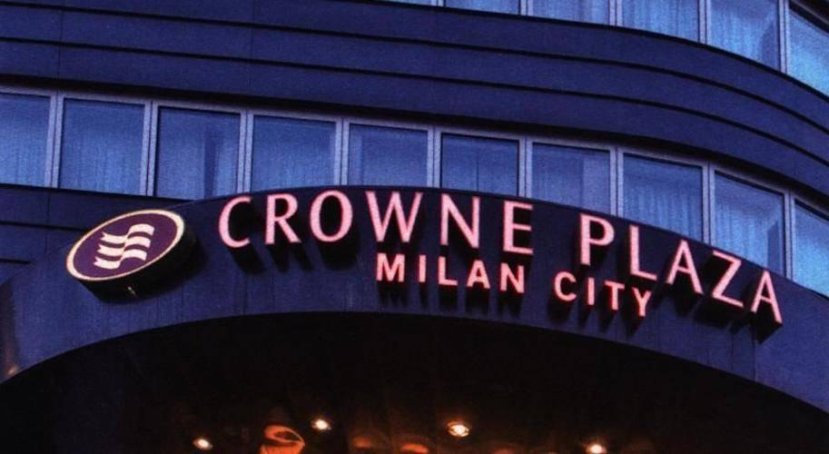 Crowne Plaza Hotel Milan City