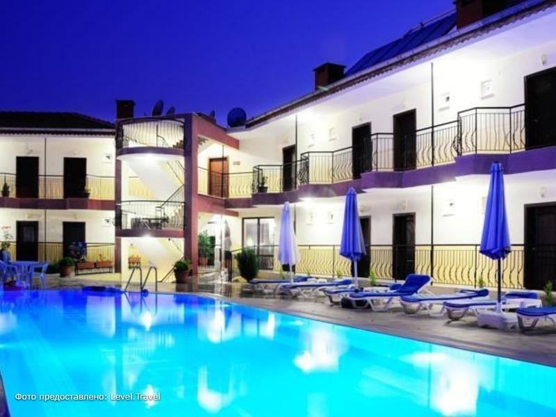 Фотография Las Palmeras Hotel