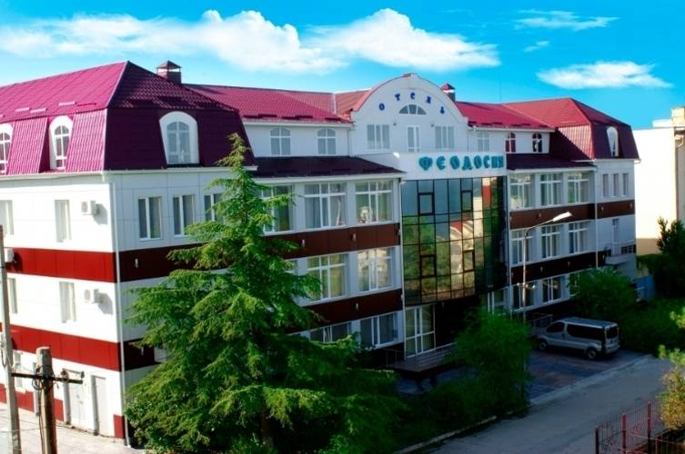 Феодосия Отель