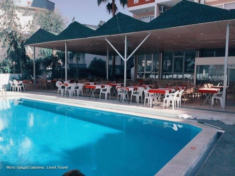 Фотография Melisa Garden Hotel