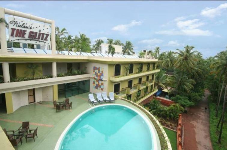 The Glitz Hotel Goa